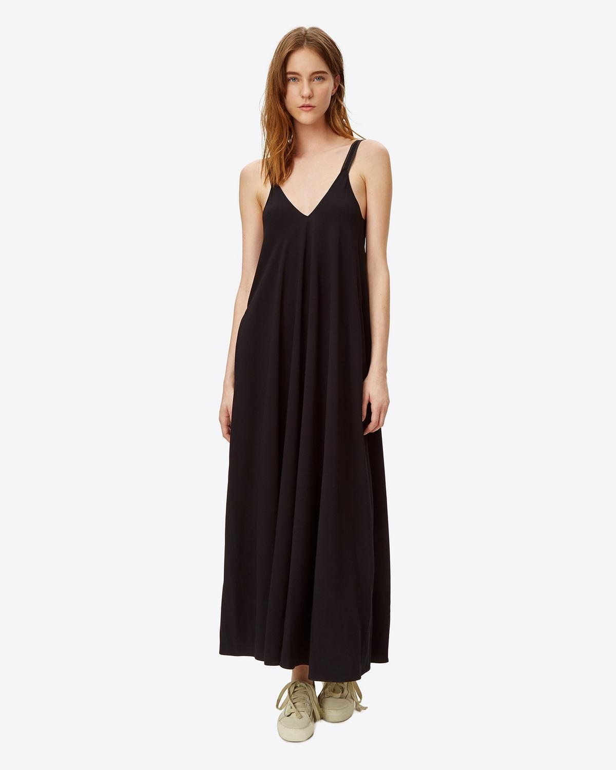 Maxikleid sommer extra lang