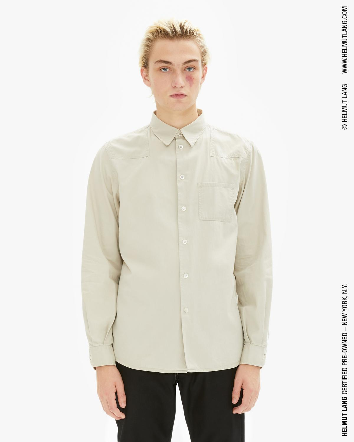 Workwear Shirt with Patches