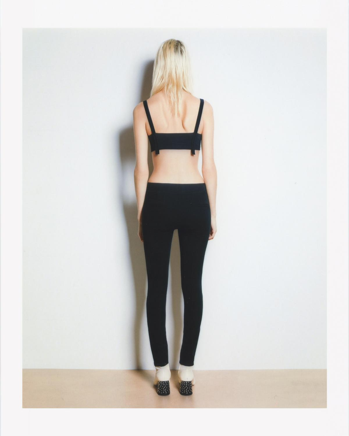 ANKLE ZIP LEGGING