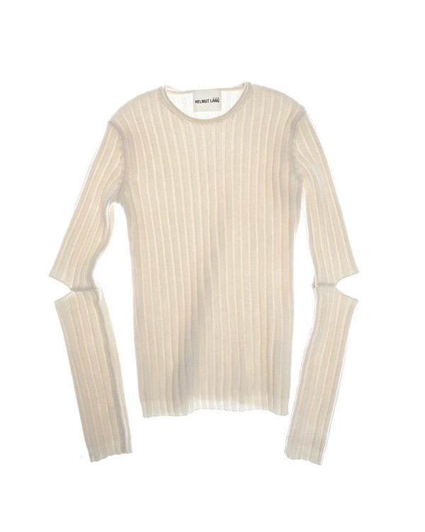 f62927b7ee63 SLASHED ELBOW SWEATER