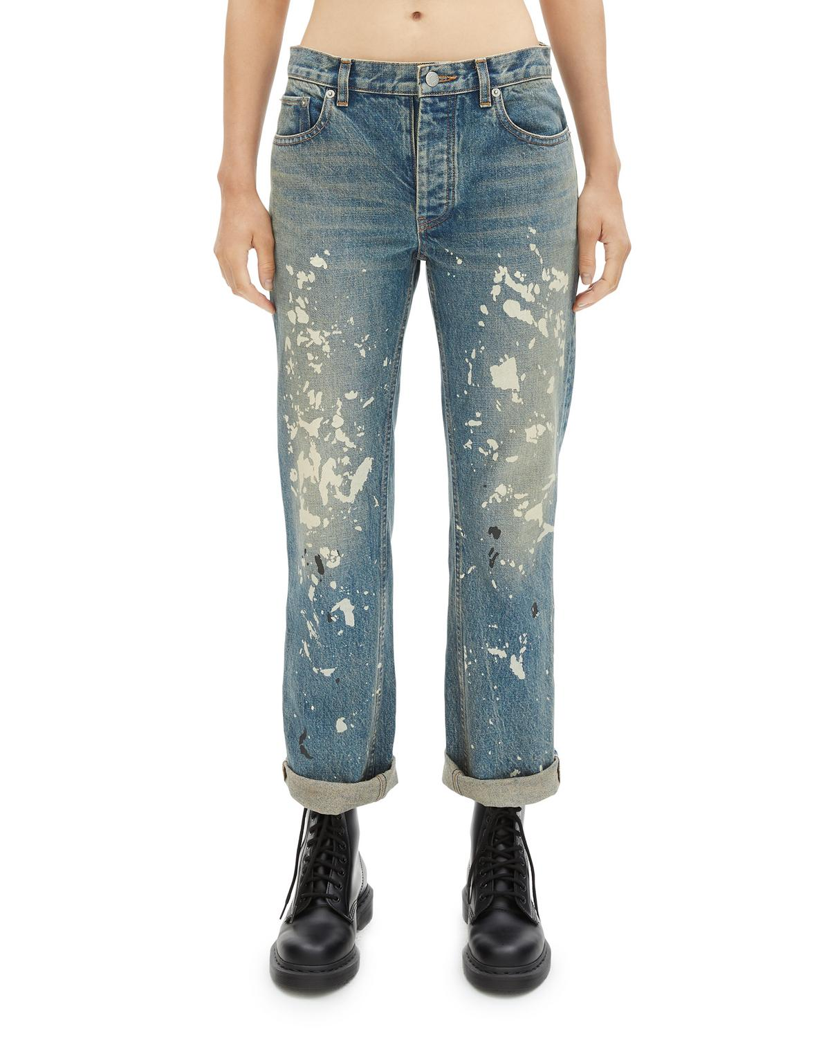 Womens Painter Straight Jeans Helmut Lang Good Selling Sale Online Free Shipping Release Dates Fashionable qANxLgIyL
