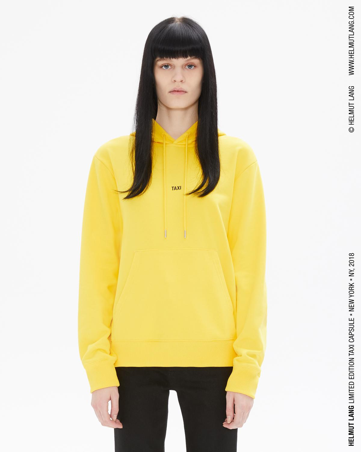 Women's Taxi Hoodie - New York
