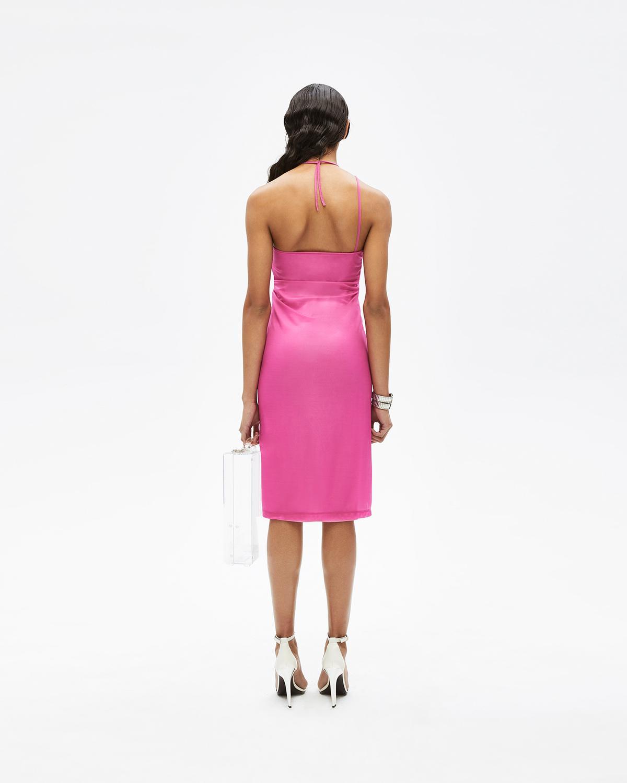 64e99907 Helmut Lang Pulled Slip Dress   Official site