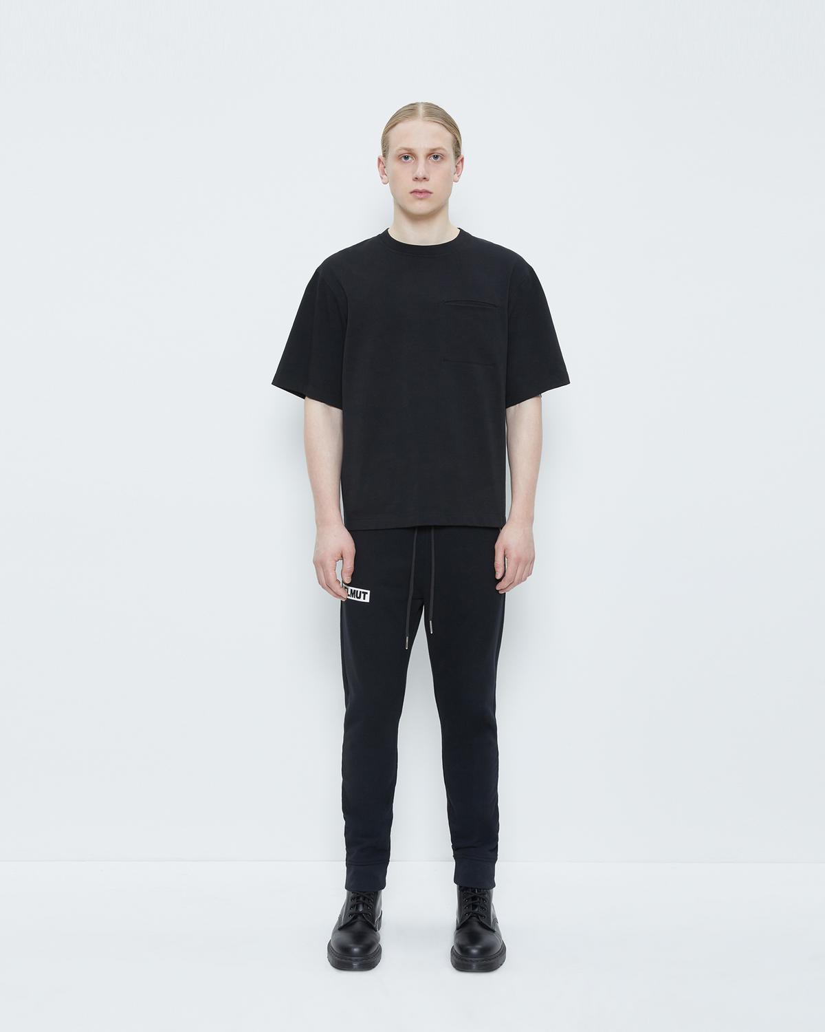 HELMUT LOGO SWEATPANTS