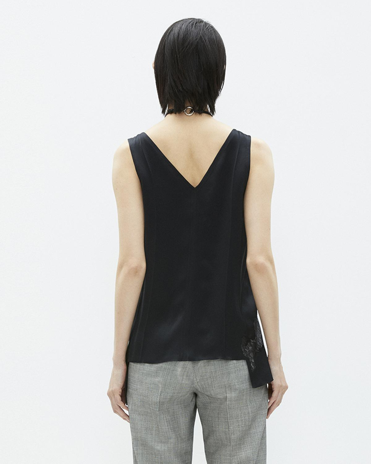 DECONSTRUCTED SLIP TOP