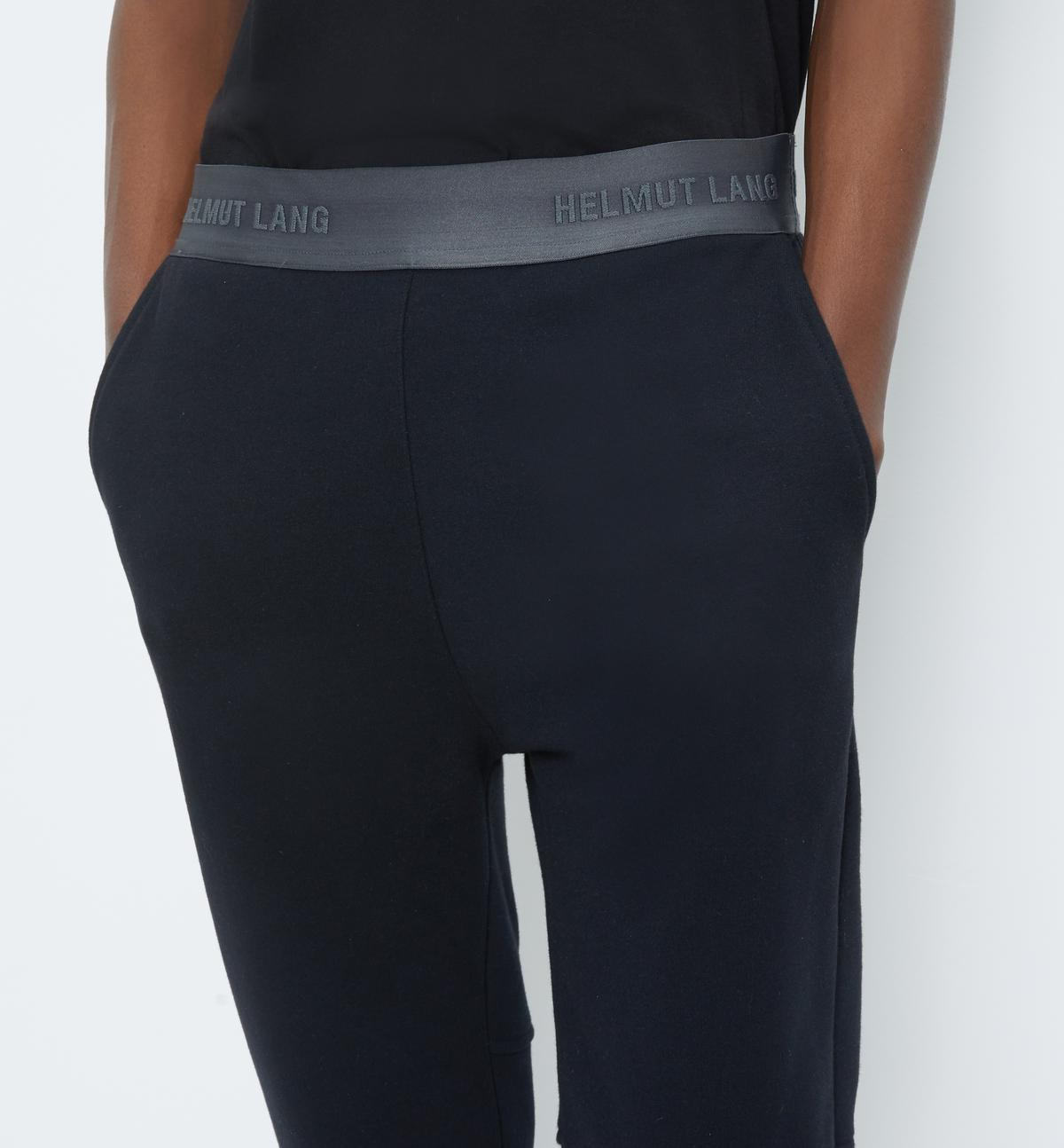 LOGO ELASTIC SWEATPANTS