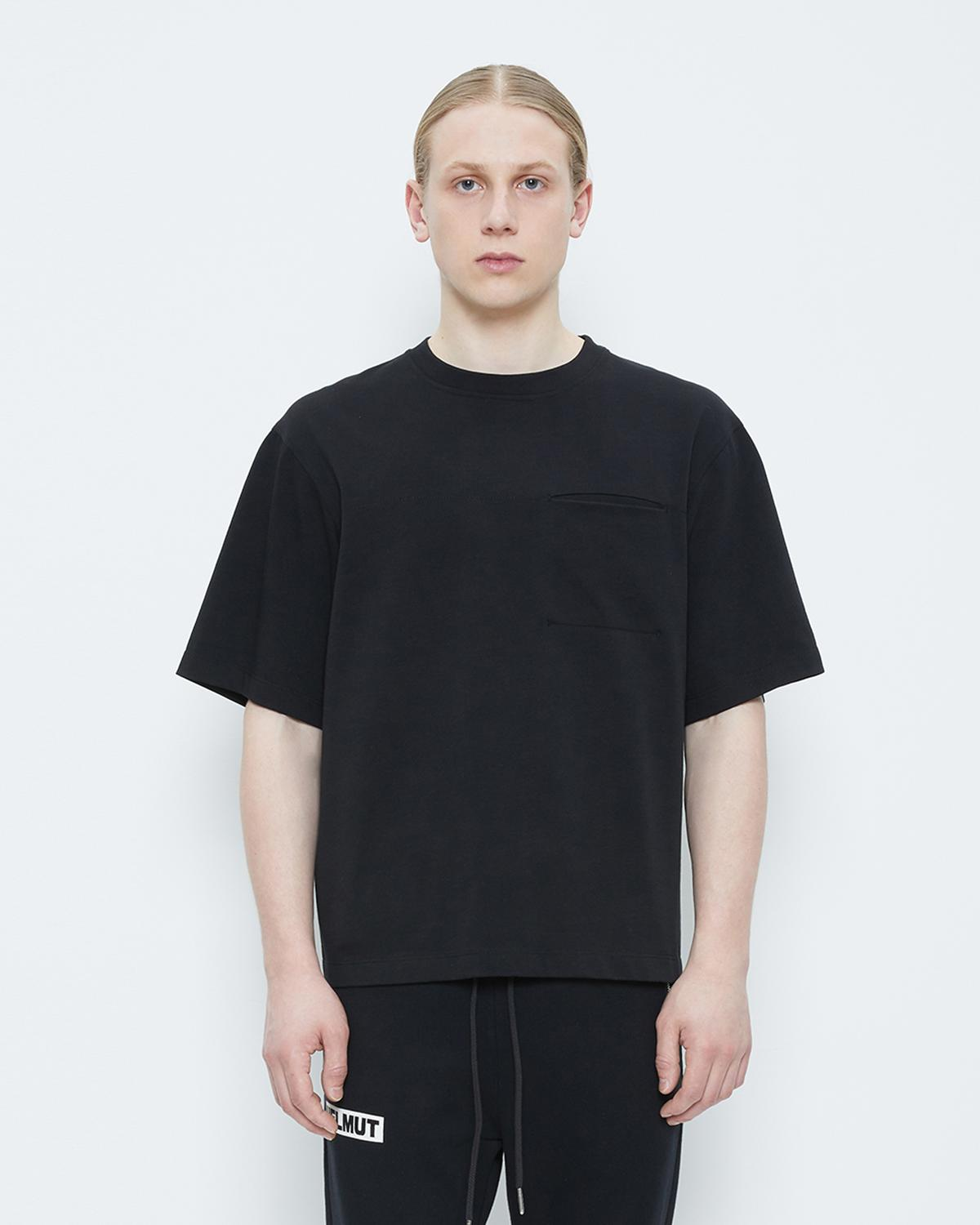 STITCHED POCKET TEE