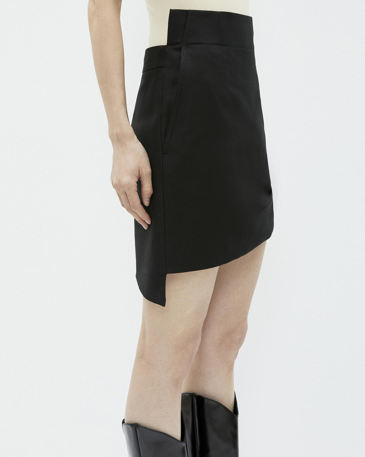 SHIFTED CANVAS SKIRT