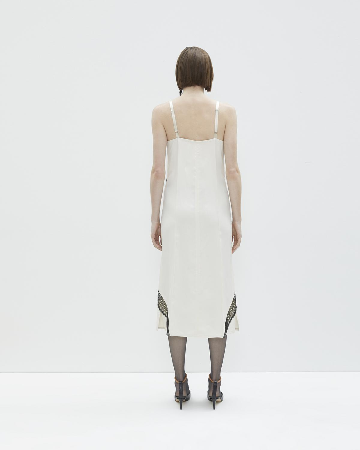 VISCOSE SLIP DRESS