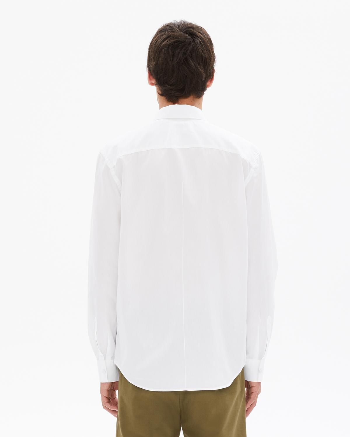 Poplin Press Stud Shirt