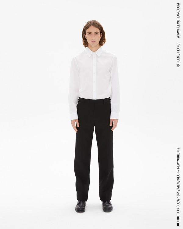 Helmut Lang Men Official Site