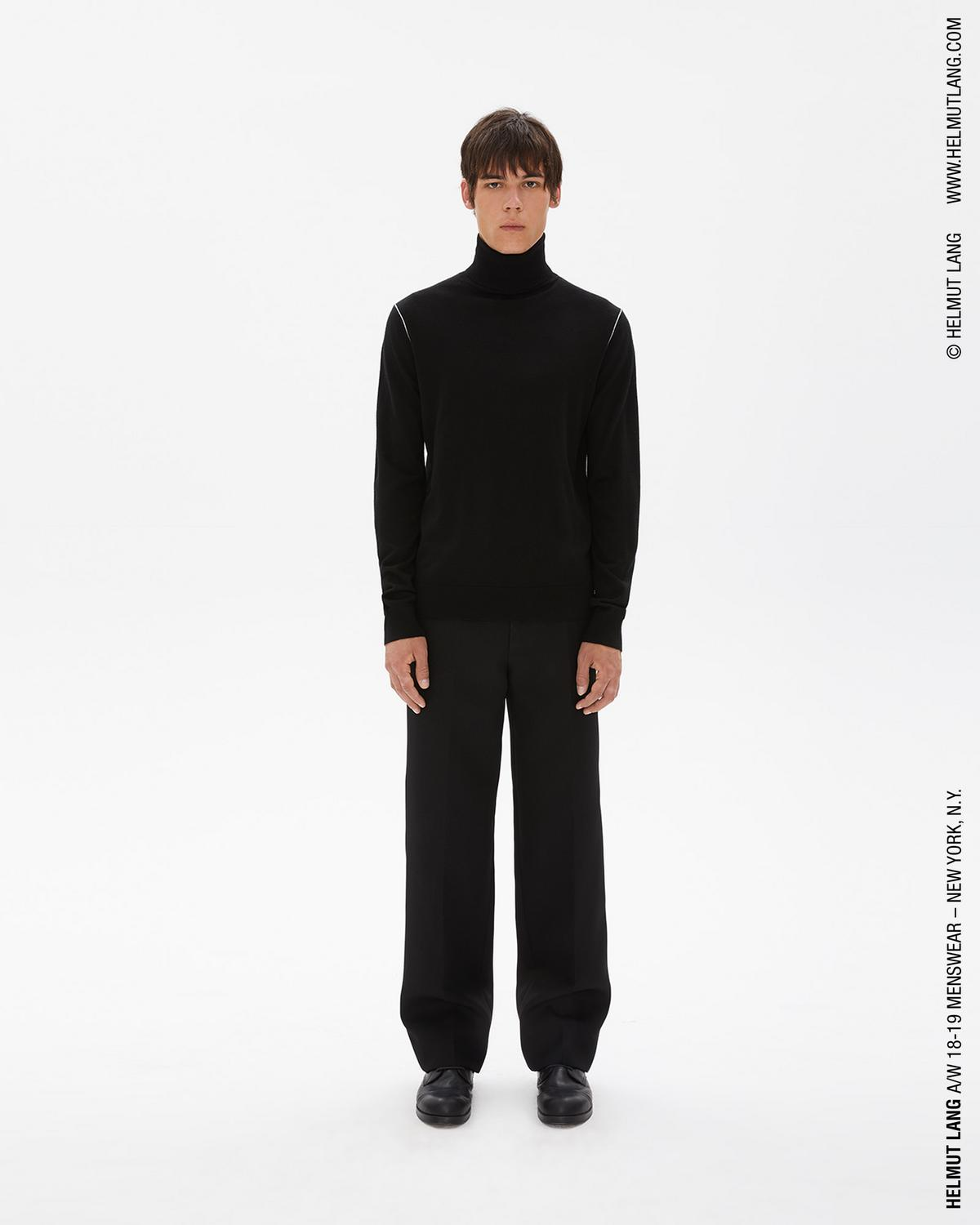 WOOL TURTLENECK VICTORIA