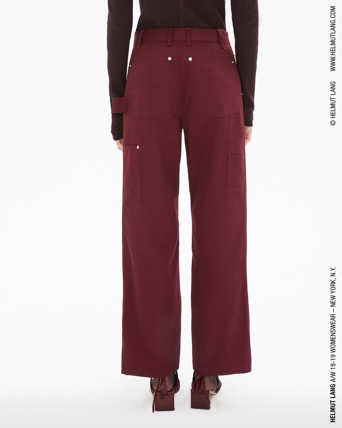 COTTON CARPENTER PANT