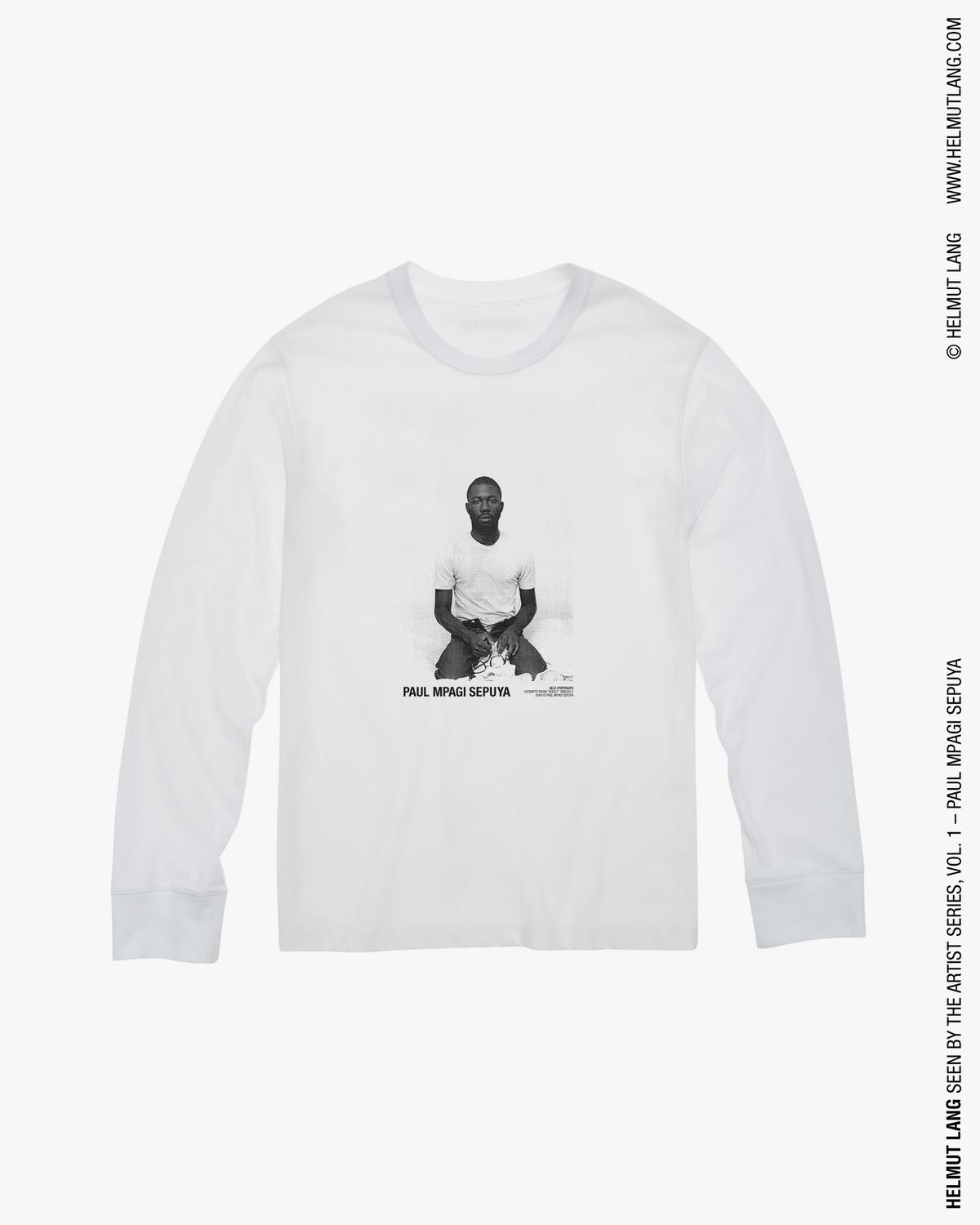 Paul Mpagi Sepuya Portrait Long Sleeve T-Shirt