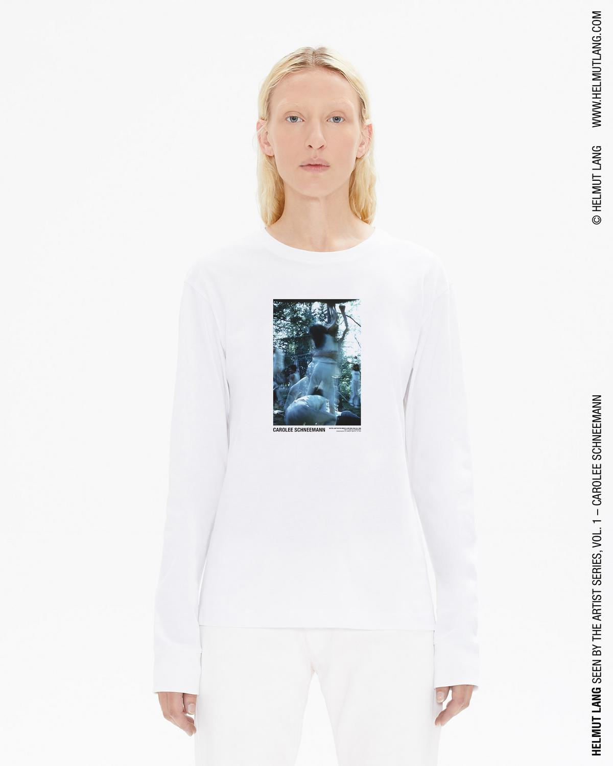 CAROLEE SCHNEEMANN EVENT LONG SLEEVE