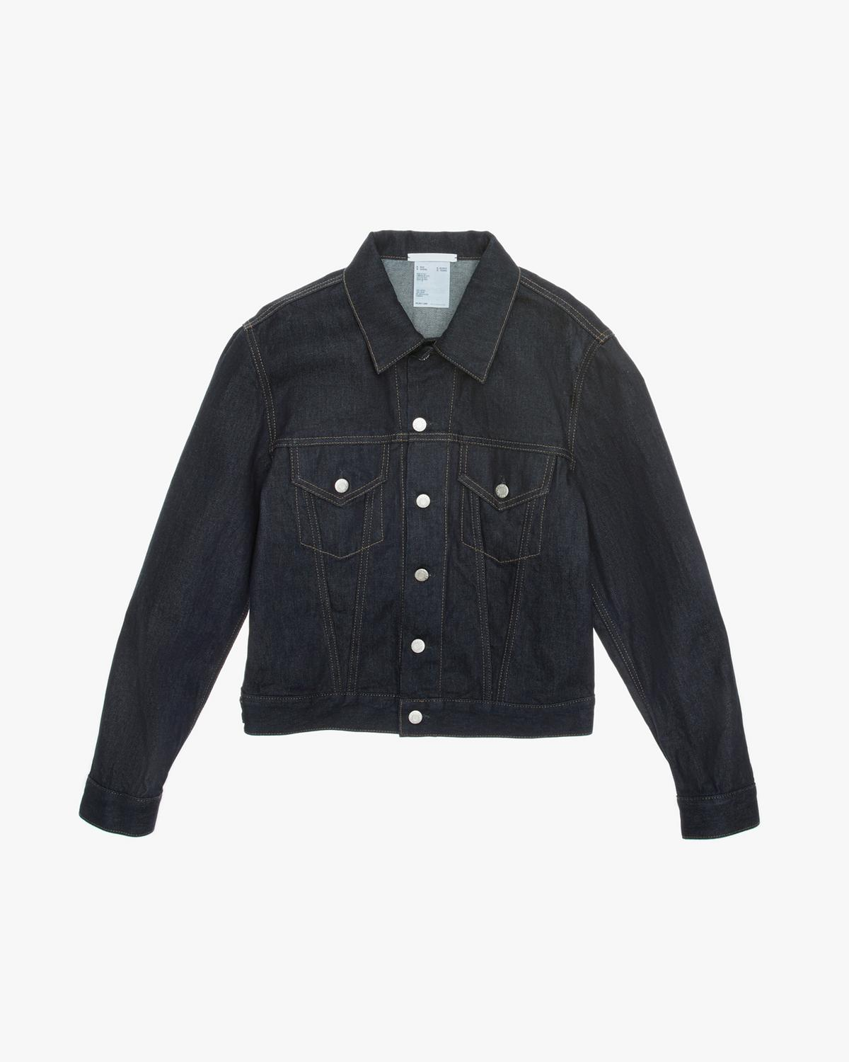 Masc Trucker Jacket