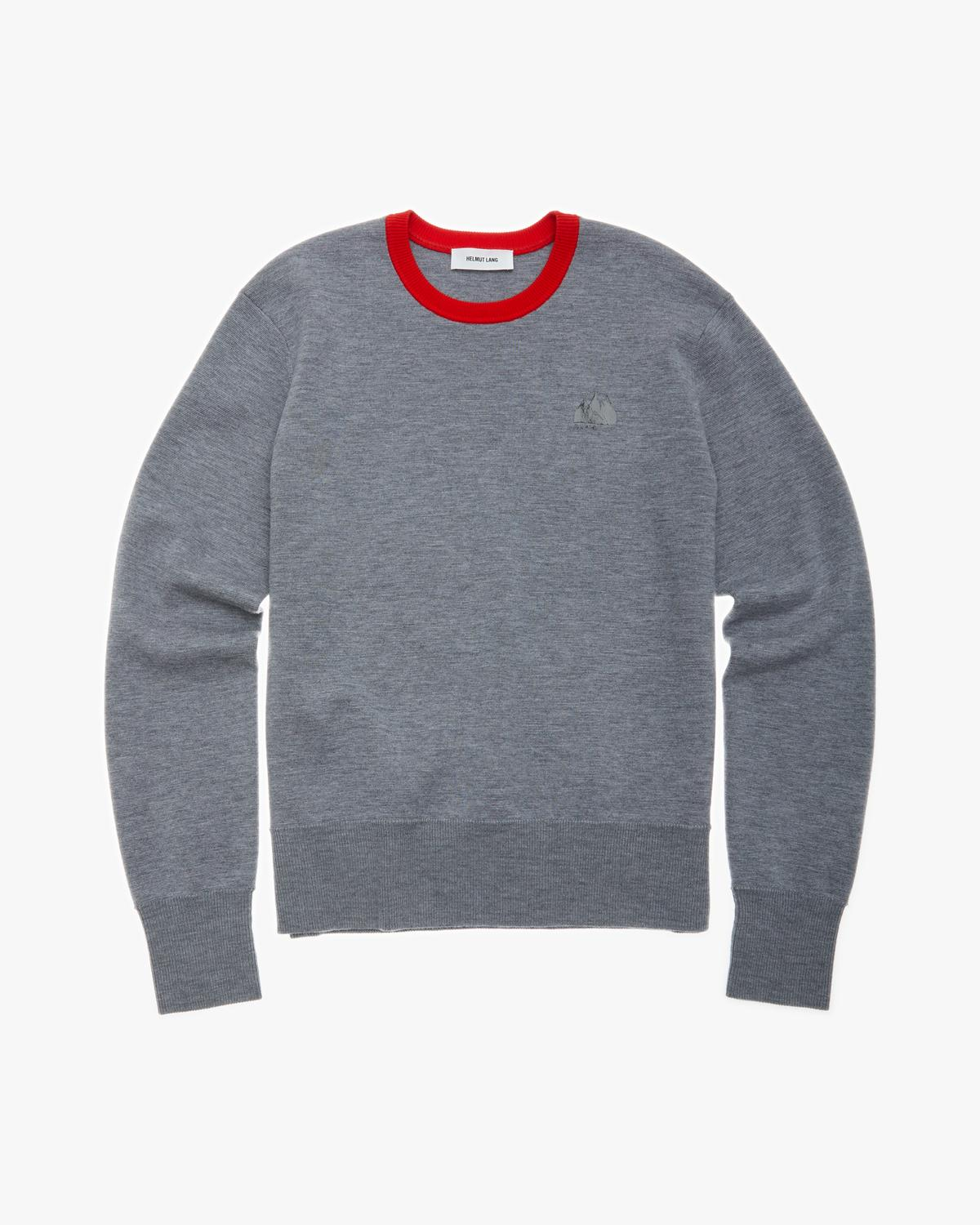 Mountain Logo Crewneck