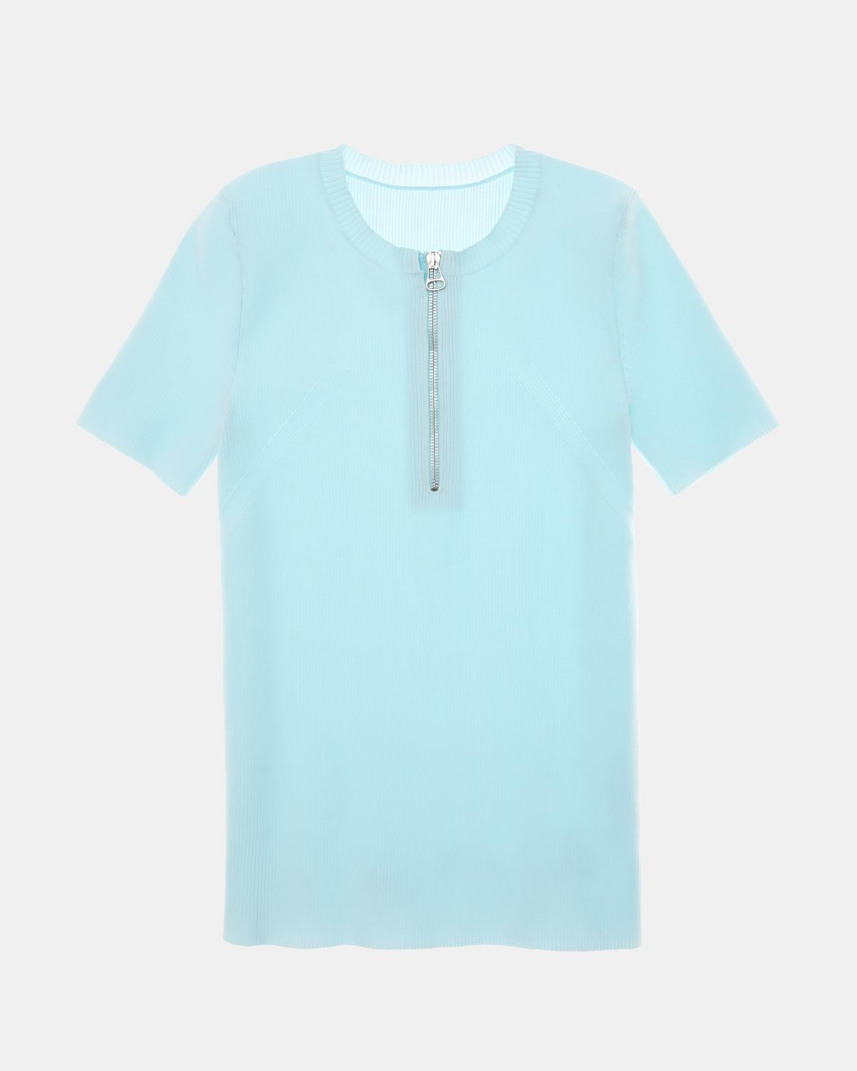 Essential Zip Tee