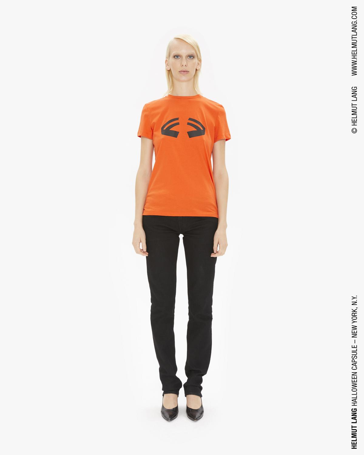 WOMEN'S PRINTED HALLOWEEN T SHIRT