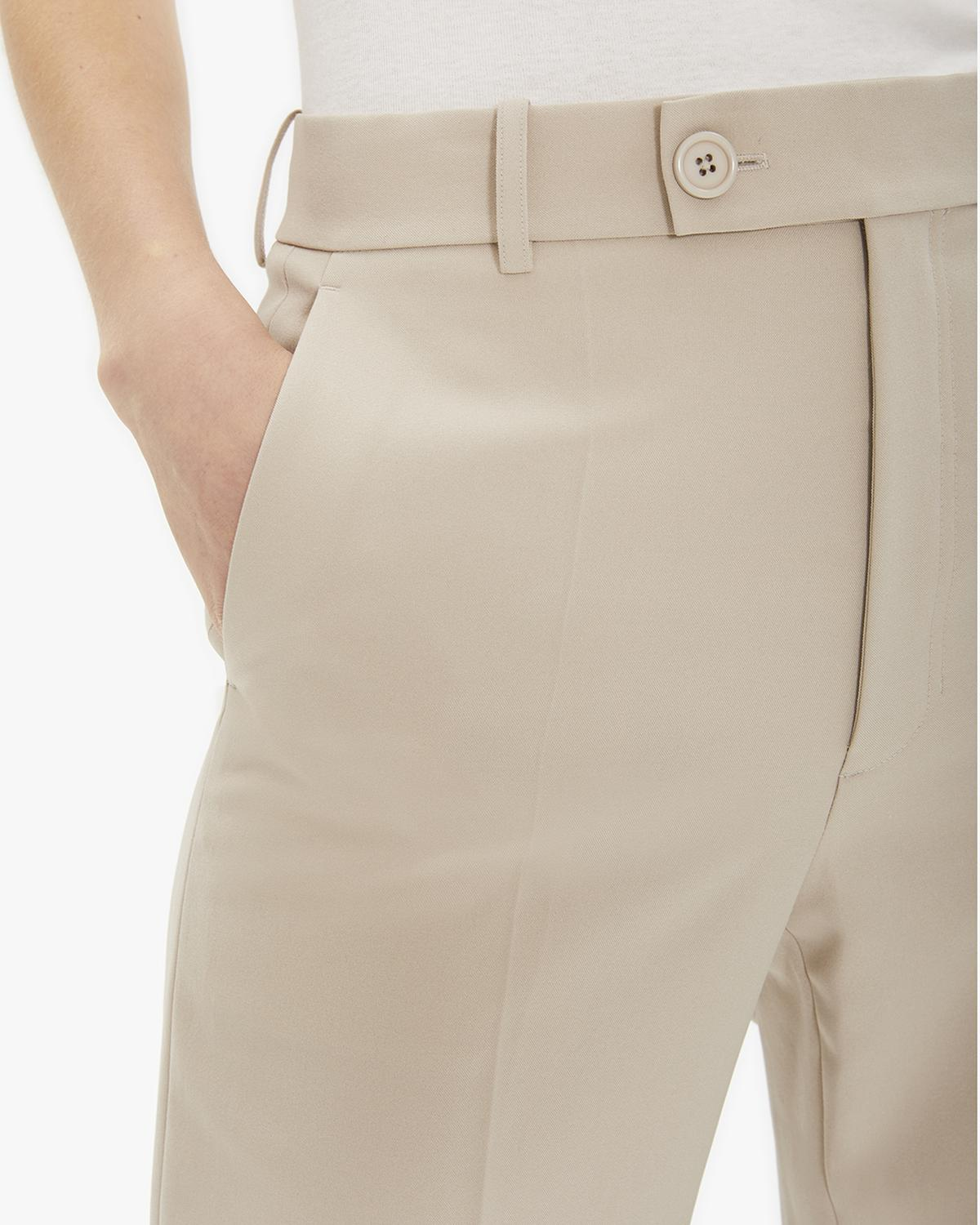 Poly Suit Trouser
