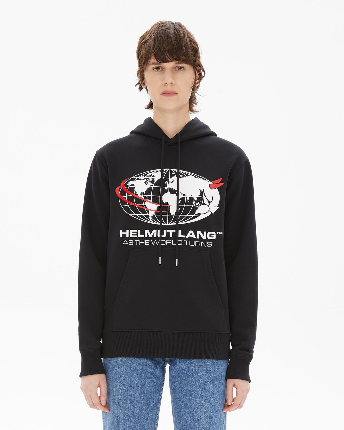 WORLD TURNS HOODIE