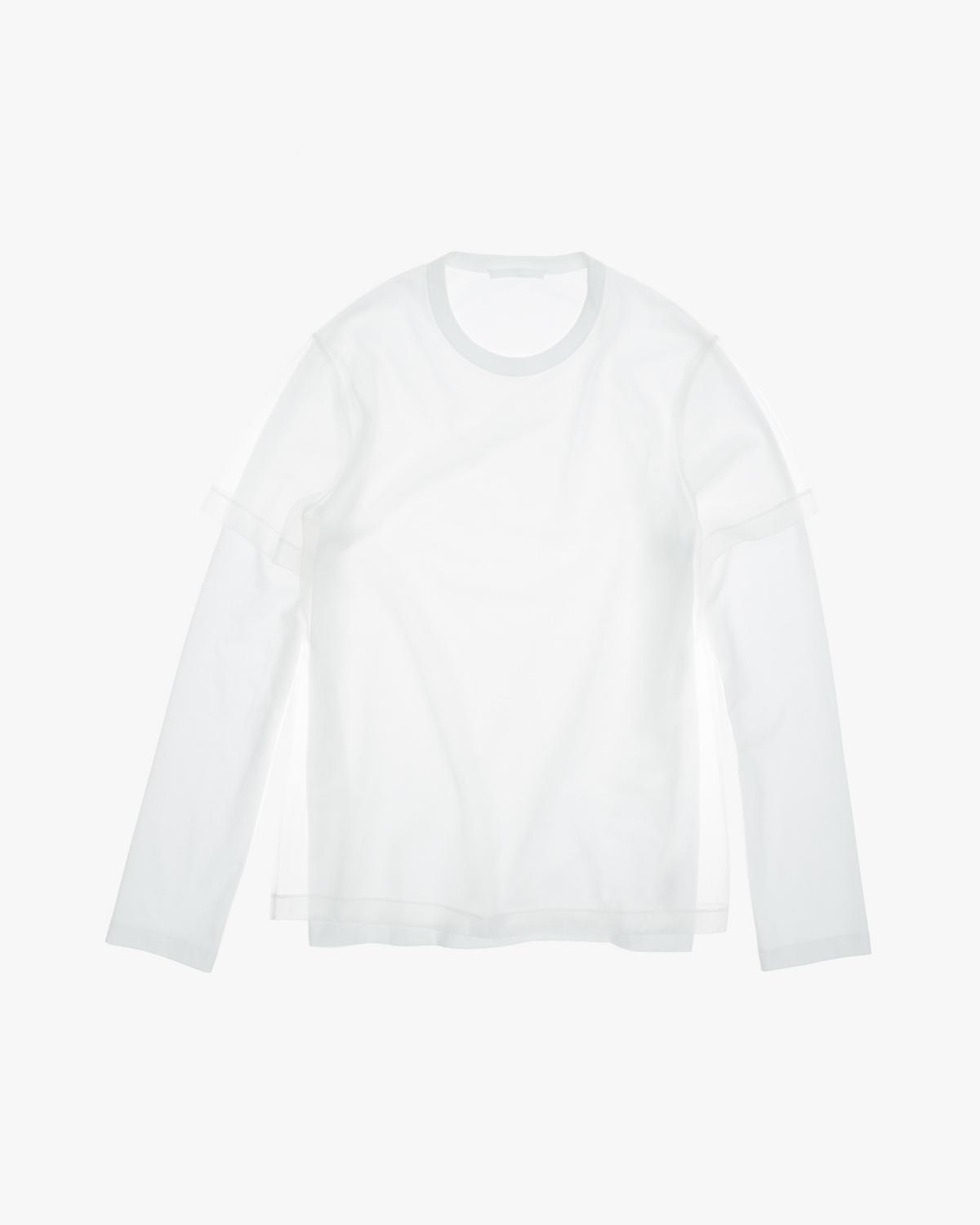 Double Long-Sleeve T-Shirt