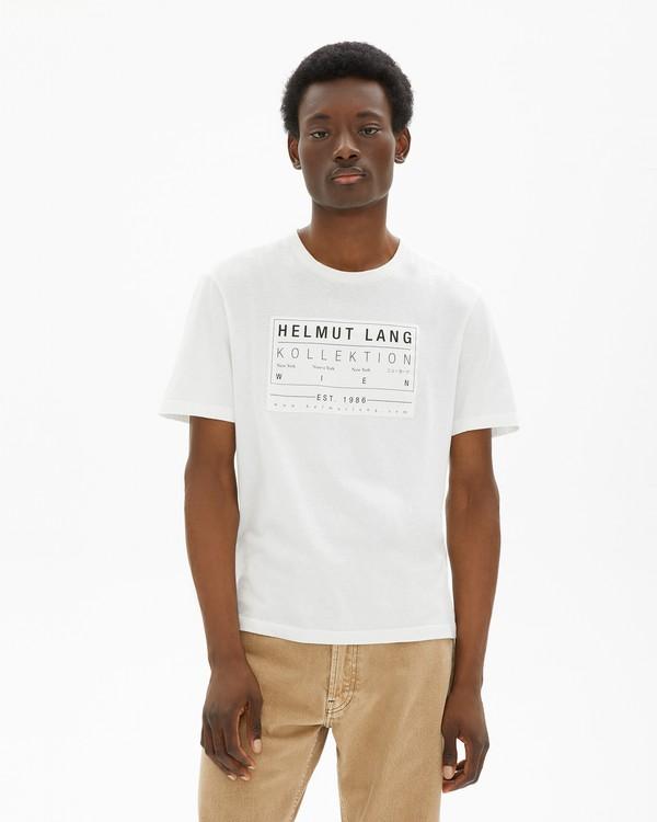 d874b473 Helmut Lang Men's T-Shirts | WWW.HELMUTLANG.COM
