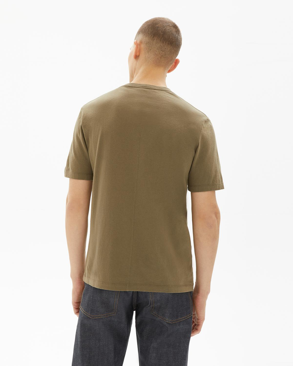 Patch Short-Sleeve T-Shirt