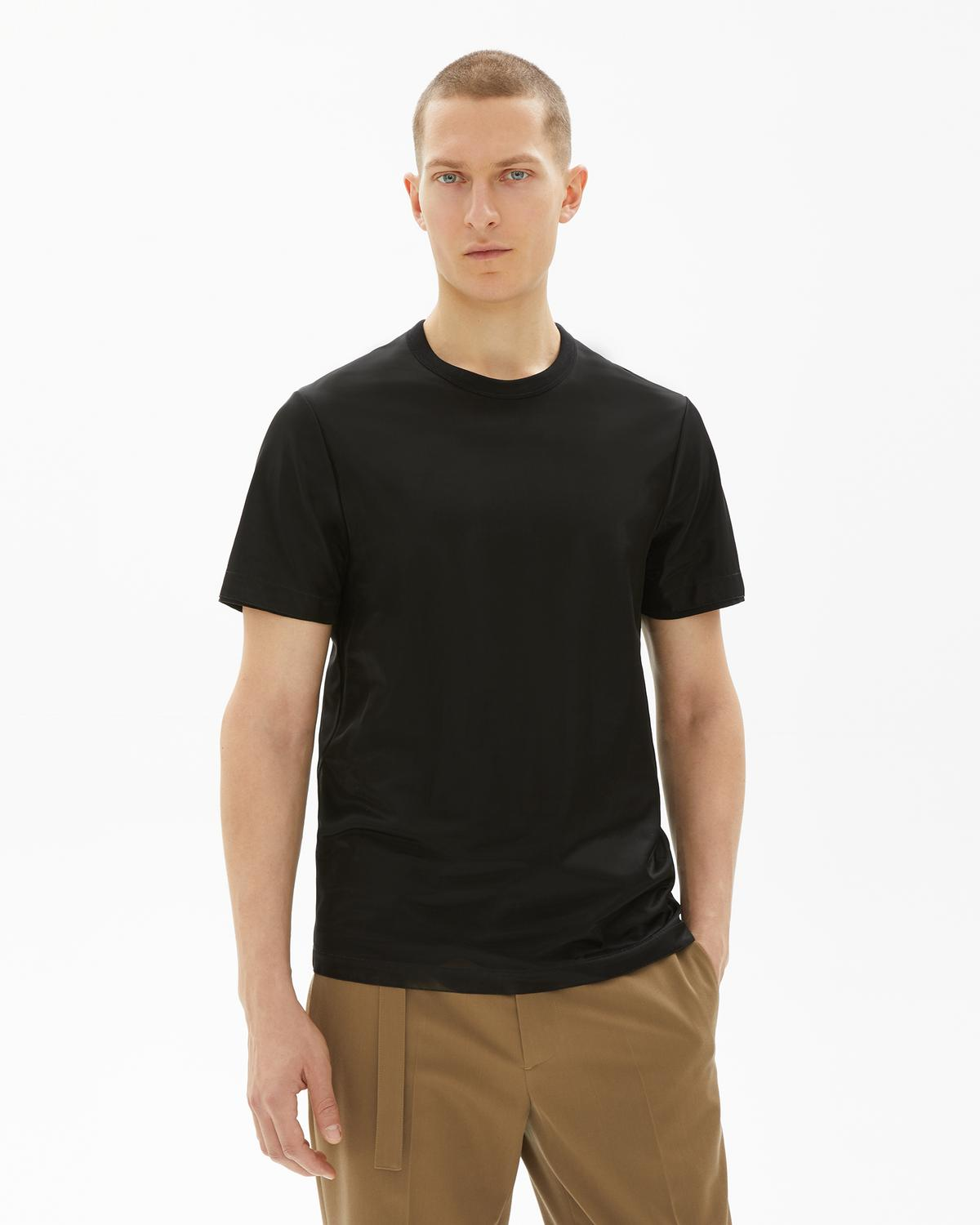 DOUBLE SHORT-SLEEVE T-SHIRT