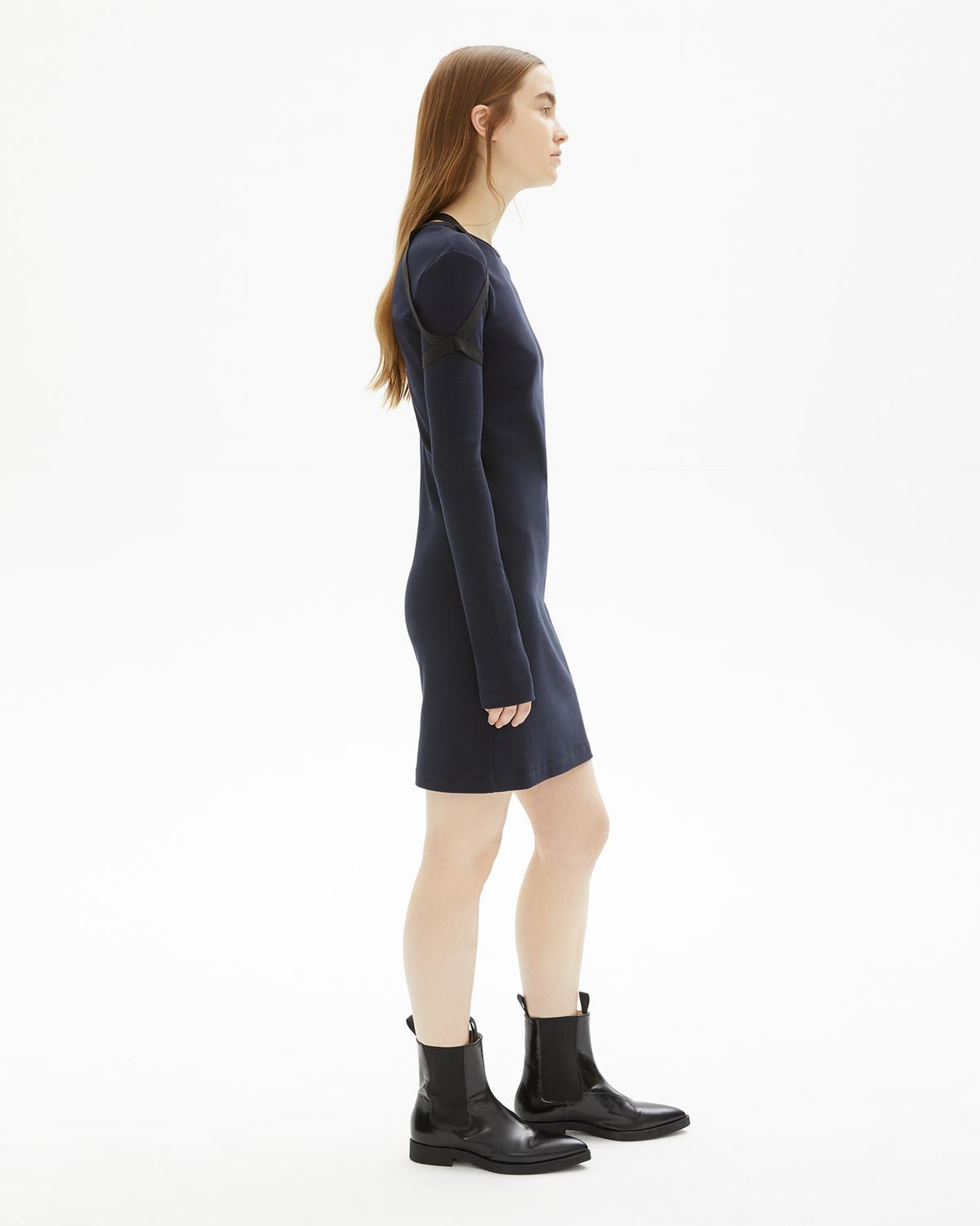 Longsleeve Harness Dress