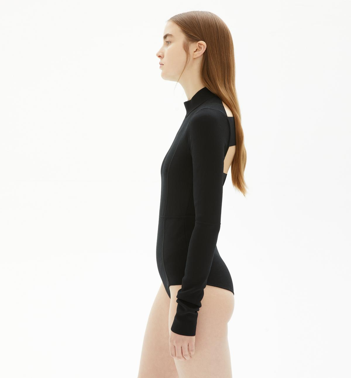 Viscose Stretch Bodysuit