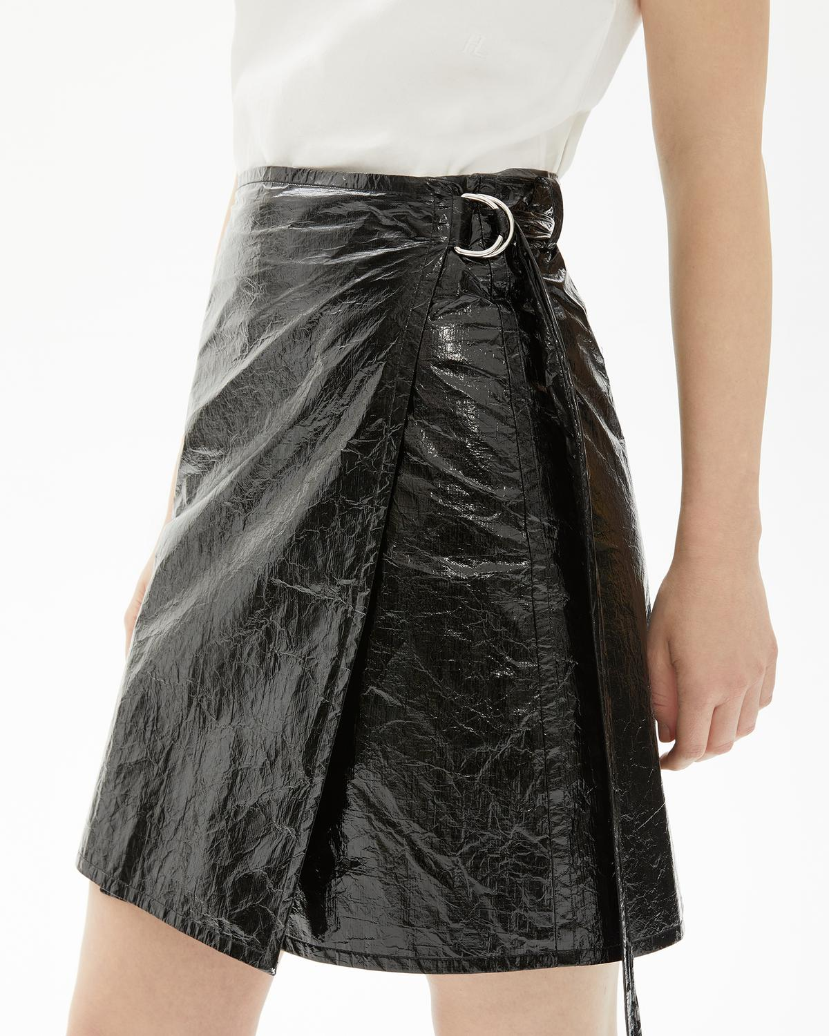 Mylar Wrap Skirt