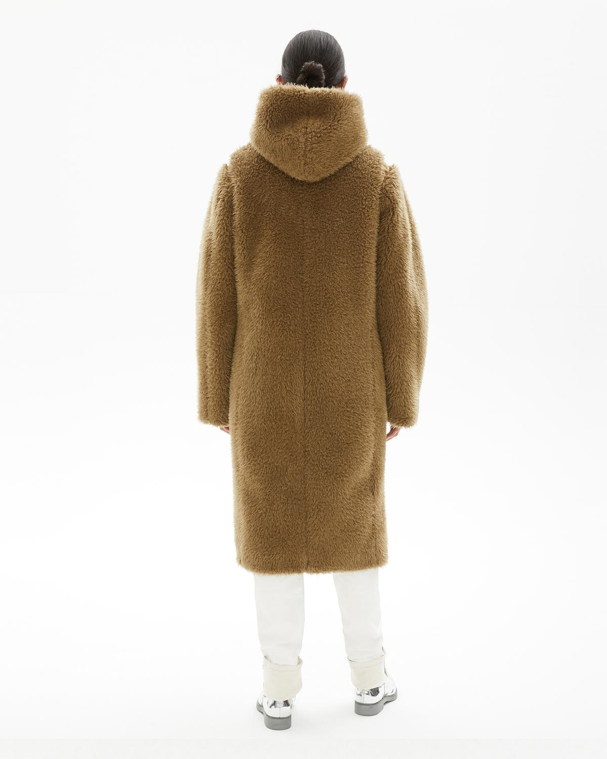 DETACHABLE LINER FUR COAT