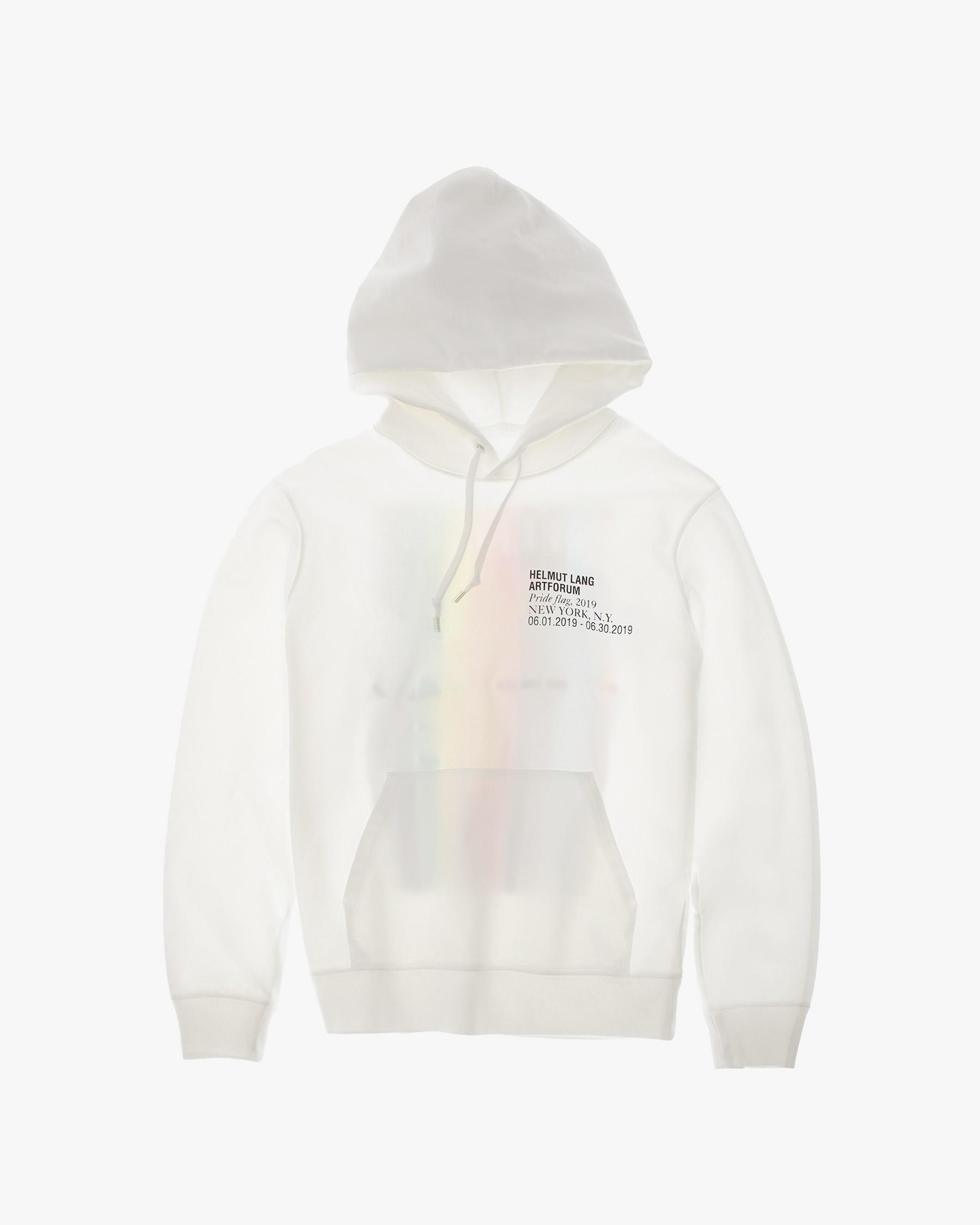 Limited Edition Artforum Sweatshirt by Helmut Lang