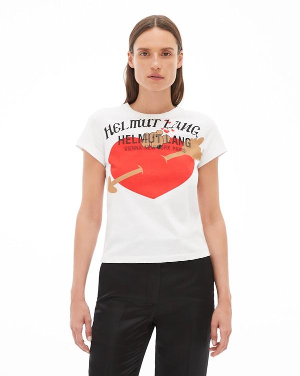 80cdf7aba Helmut Lang Women's T-shirts | WWW.HELMUTLANG.COM