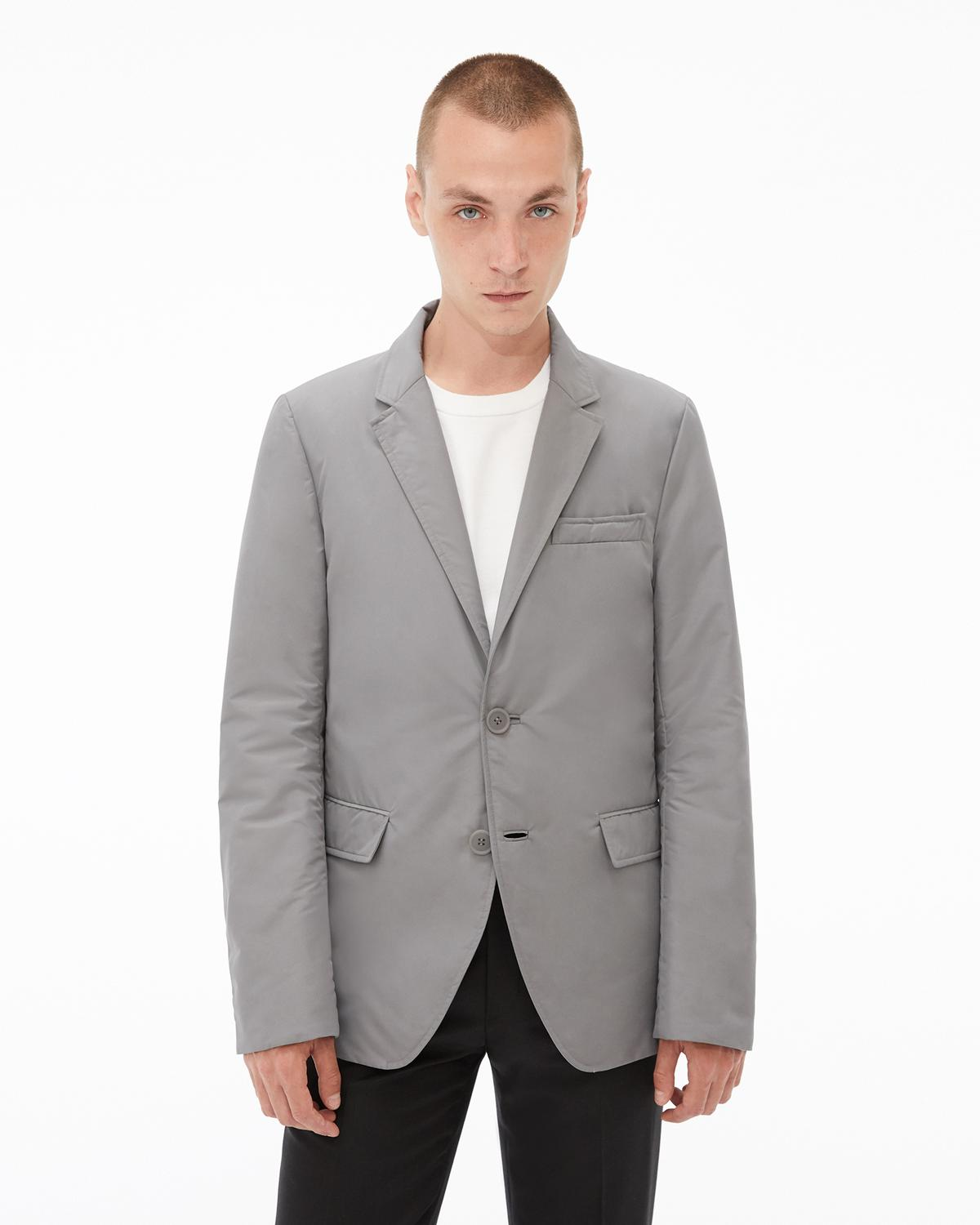 Recycled Nylon Padded Blazer