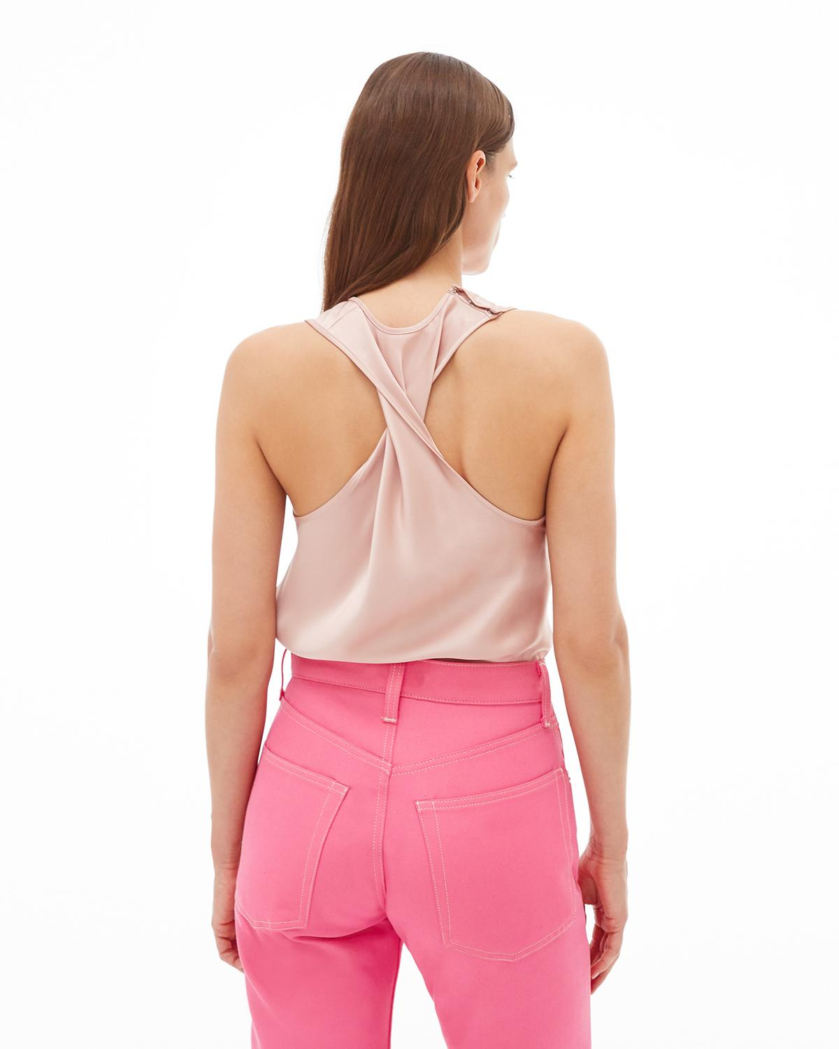 Back Twist Top