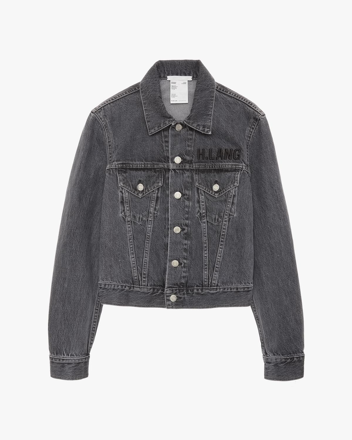 Masc Trucker Jean Jacket