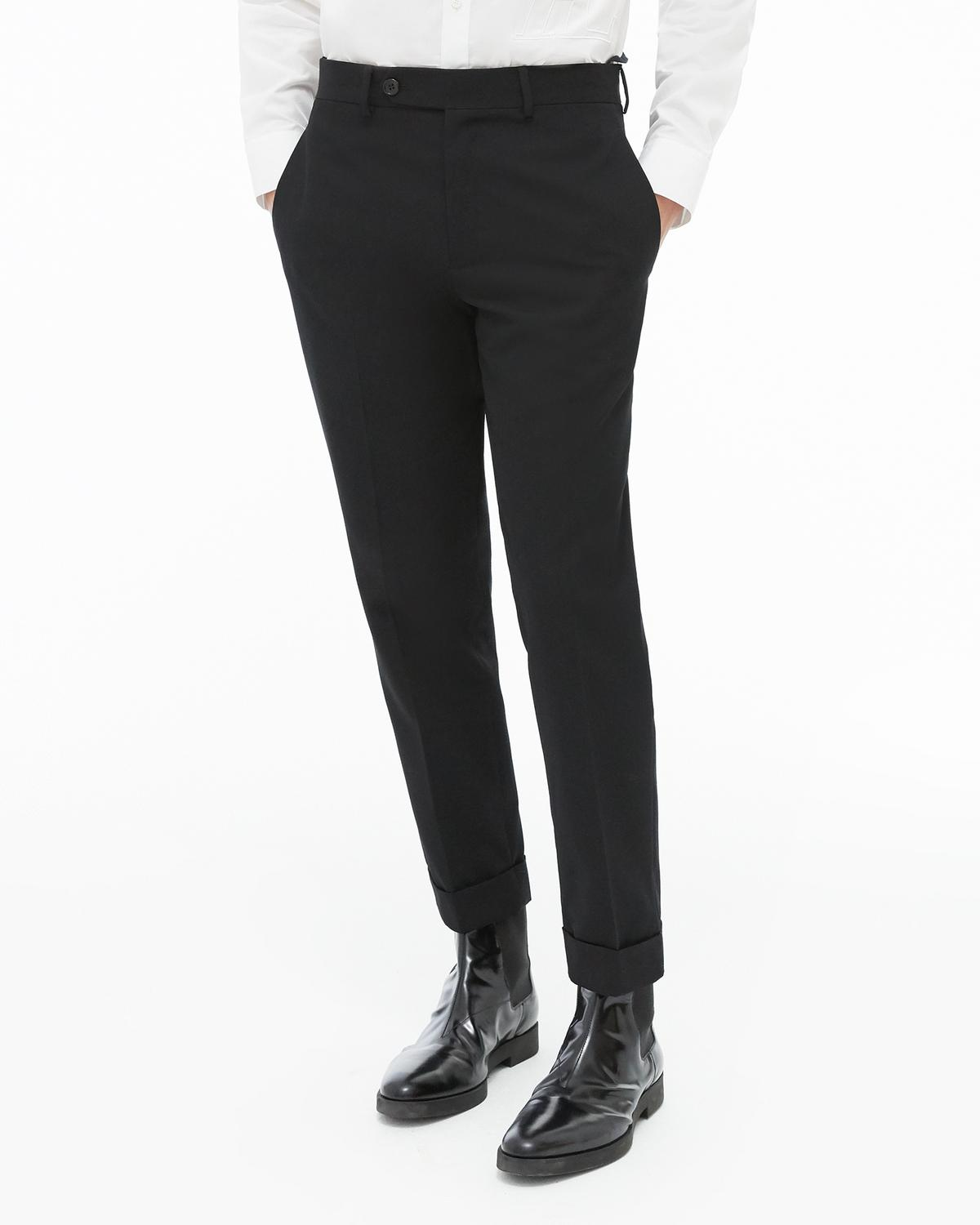 Cropped Skinny Trousers