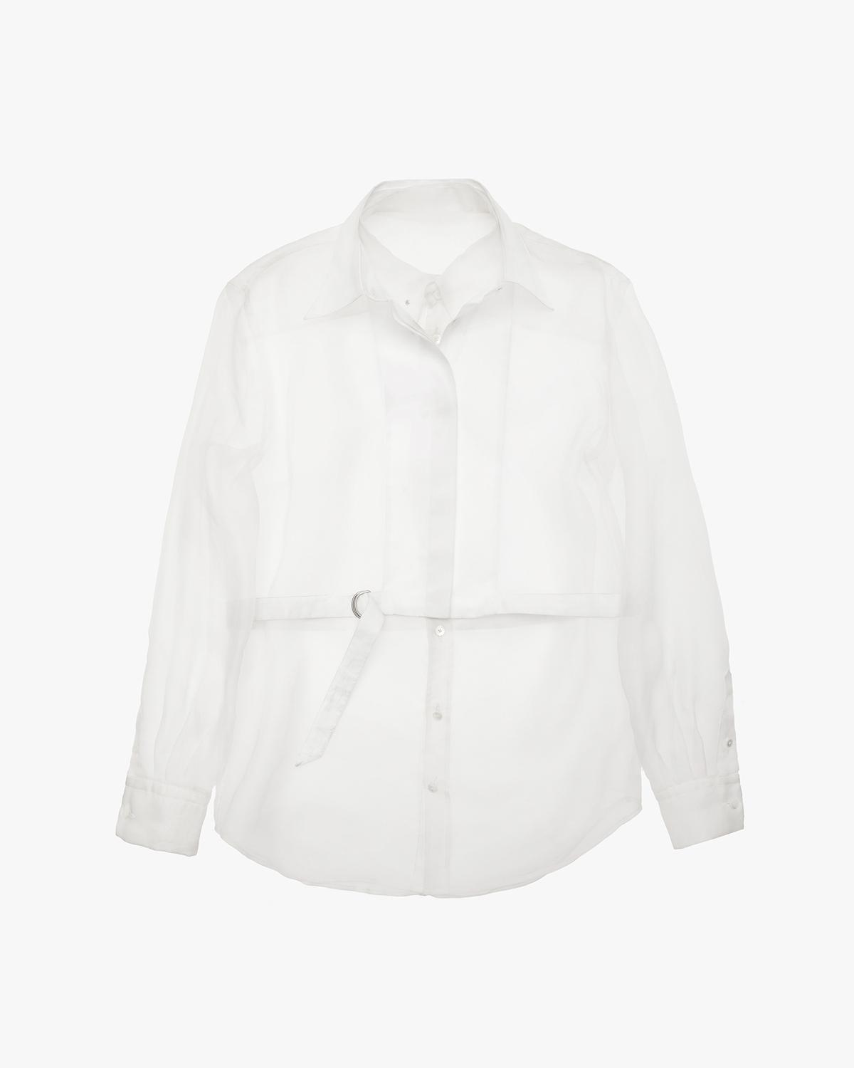 Detachable Bib Shirt
