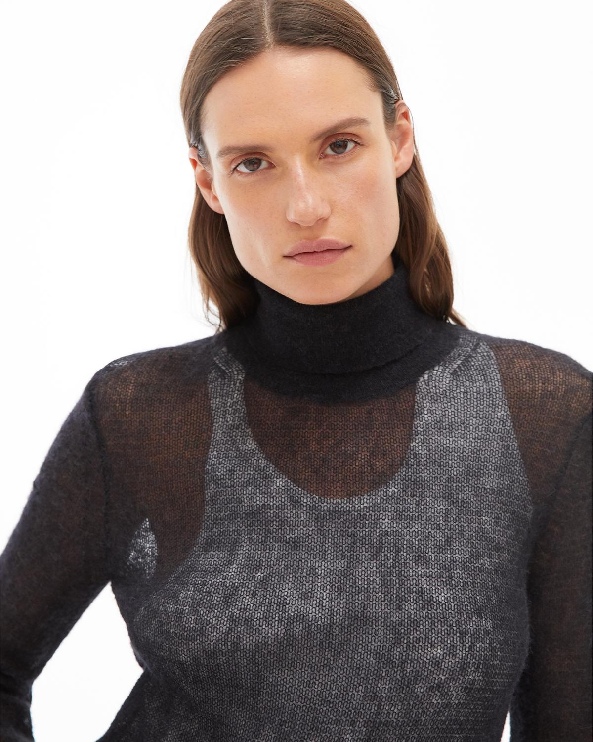 Air Turtleneck Sweater