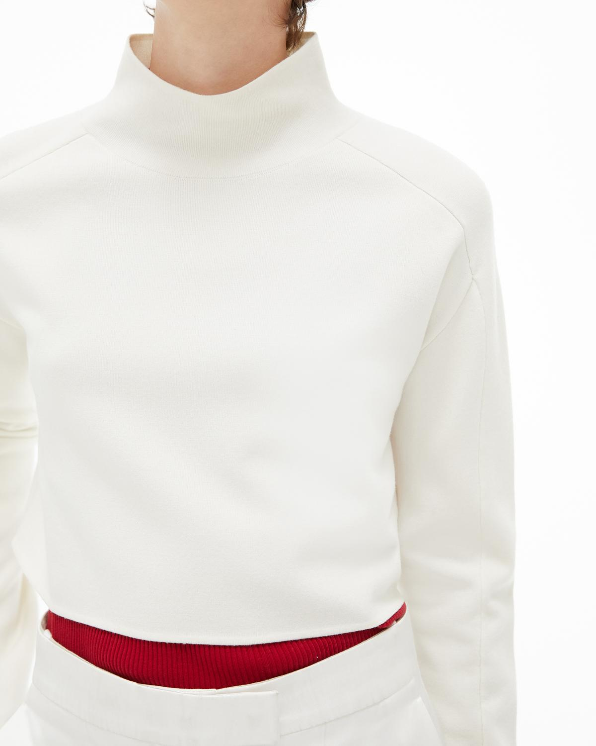 Compact Wool Turtleneck