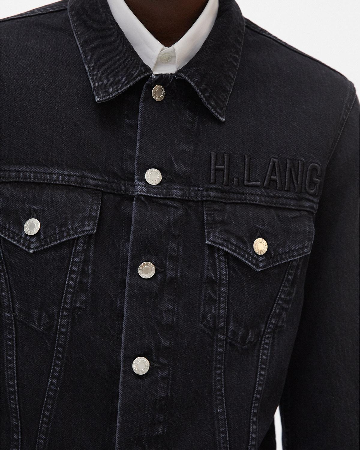 Monogram Masc Trucker Jean Jacket