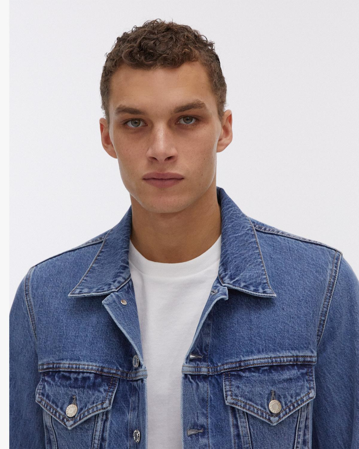 Marc Hundley Masc Trucker Jacket