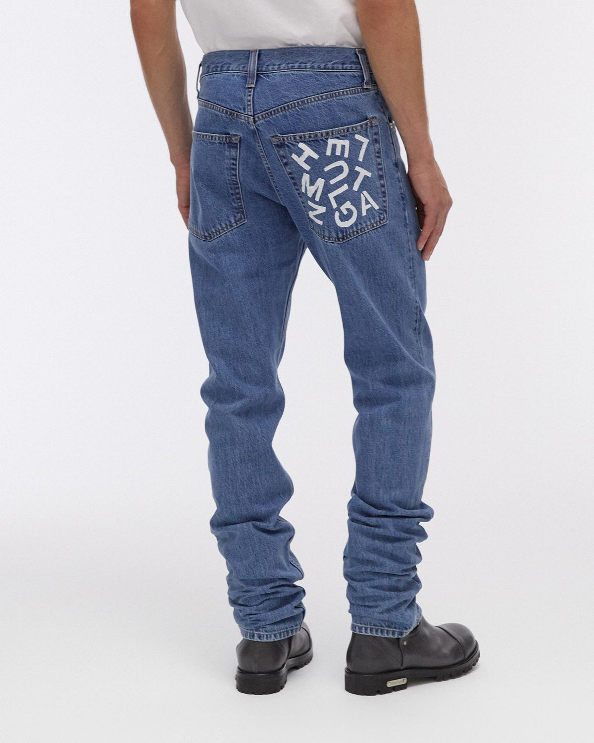 Marc Hundley Masc Hi Straight Jeans