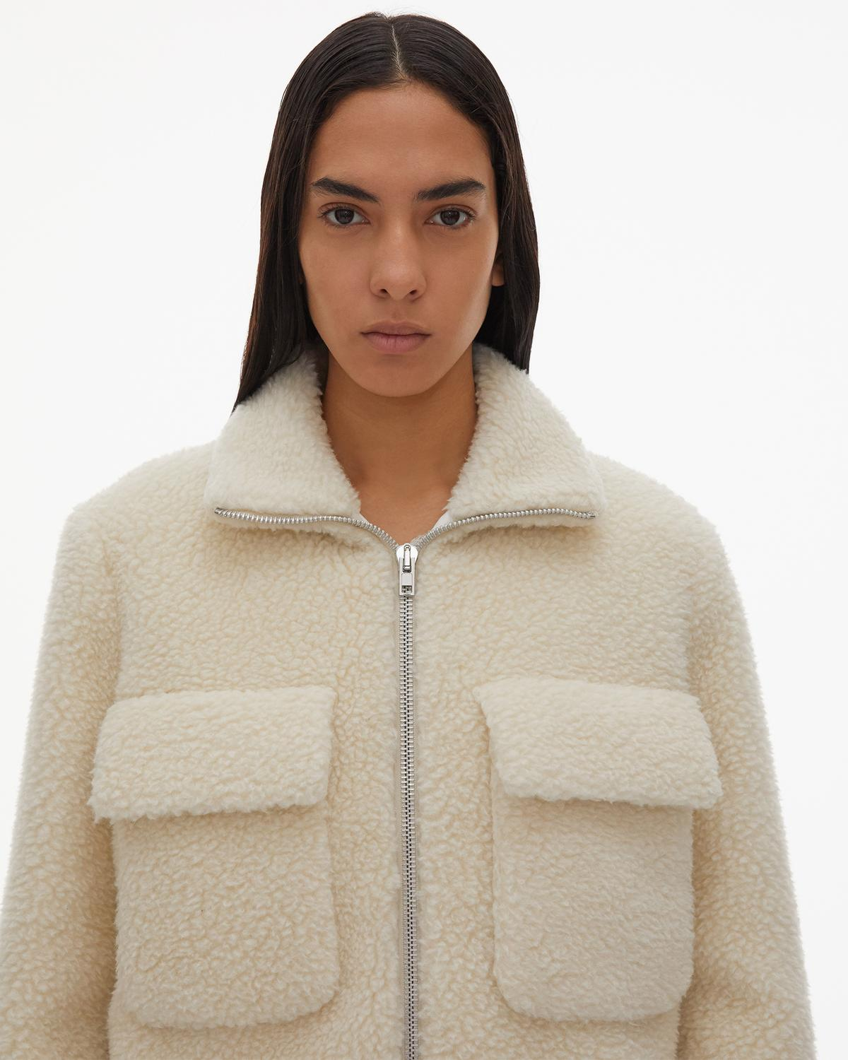 Teddy Fur Bomber