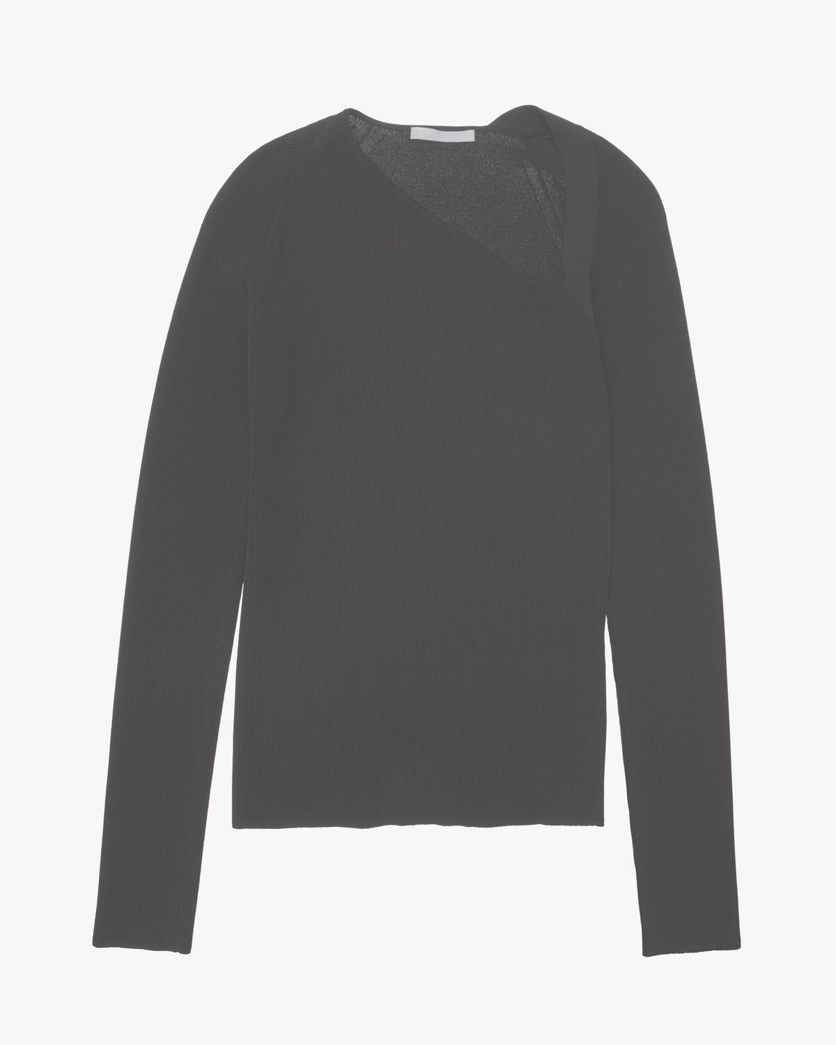 Stretch Raglan Pullover