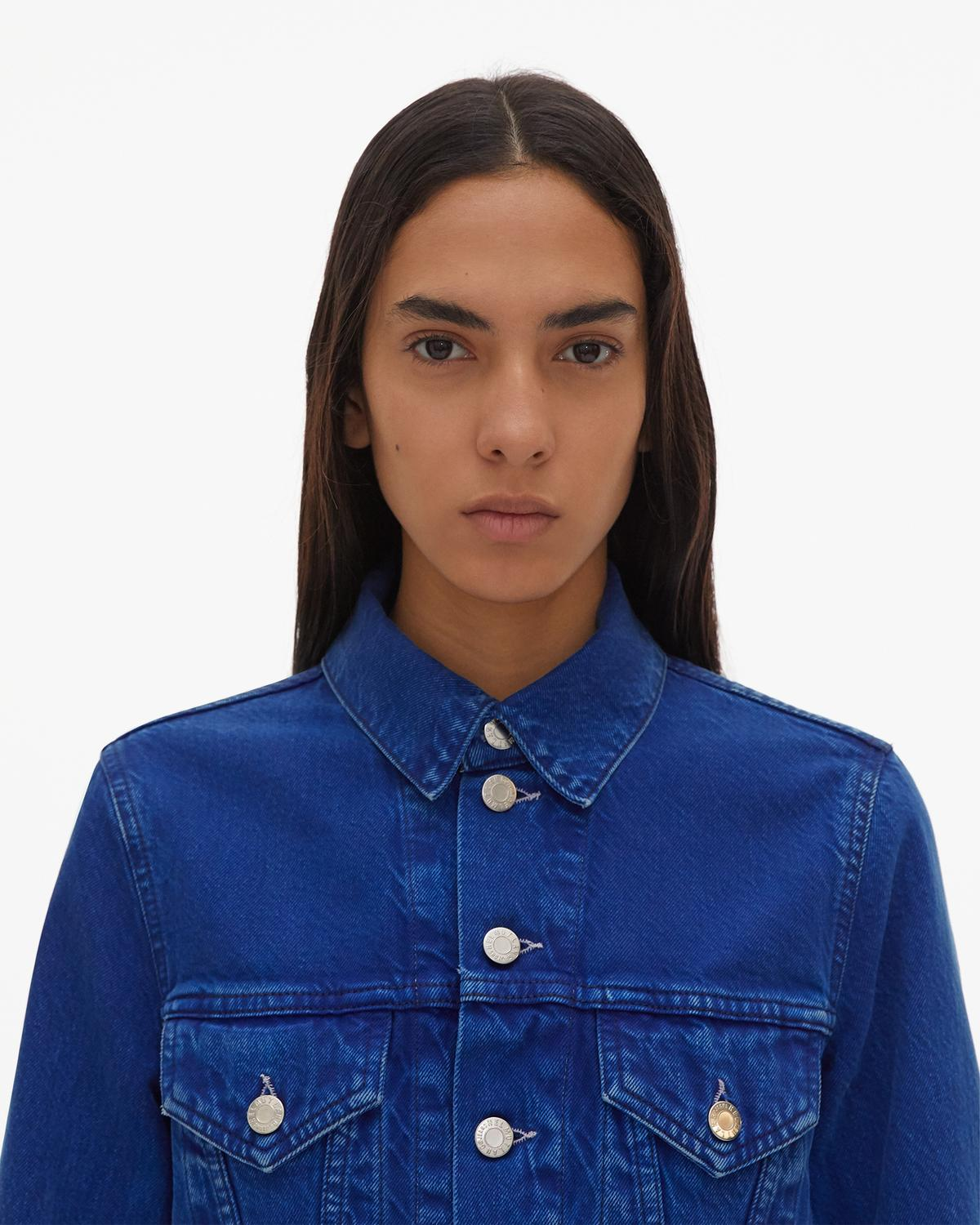 Azurite Fem Little Trucker Jacket