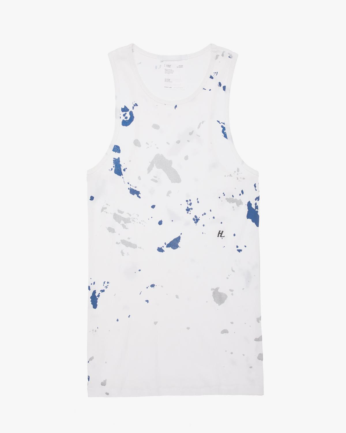 Painted Rib Masc Tank