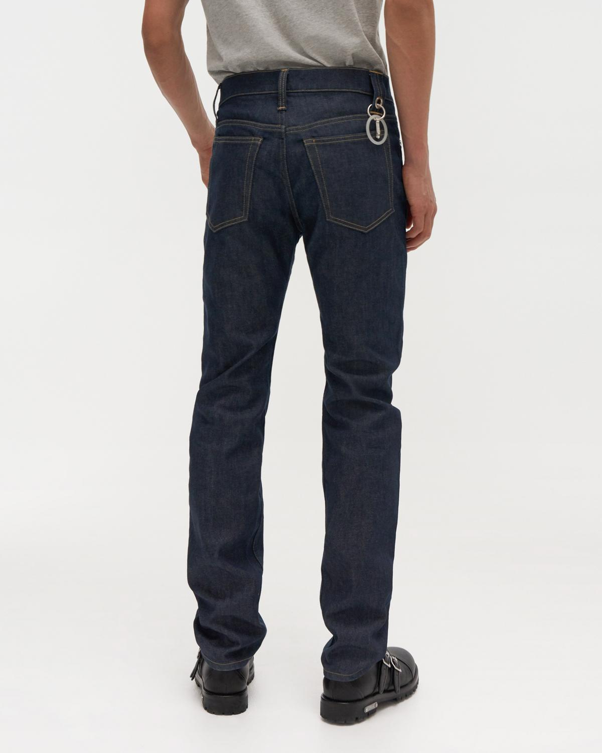 Glowcore Slim Straight Jean